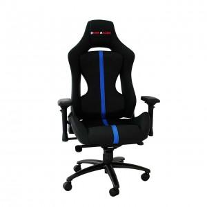 EverRacer Alpha Black & Blue Gaming Chair